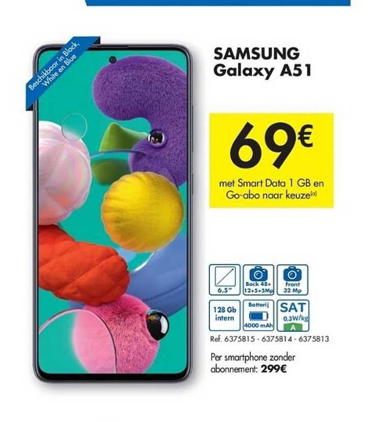 Hyper Carrefour Samsung Galaxy A51