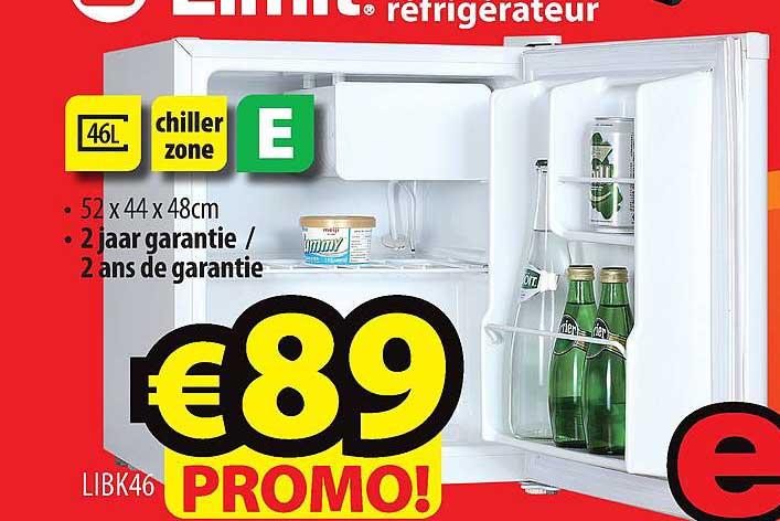 ElectroStock Refrigerateur