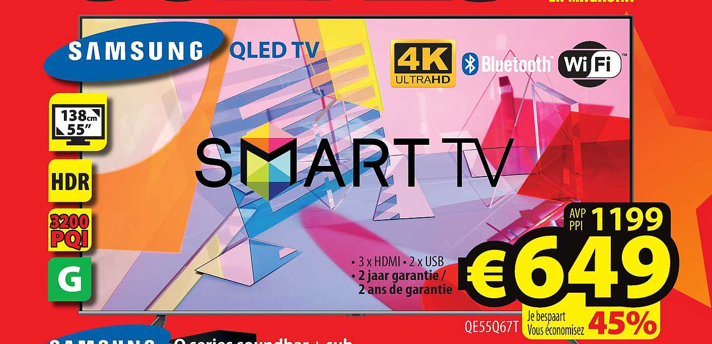 ElectroStock Samsung Qled Tv