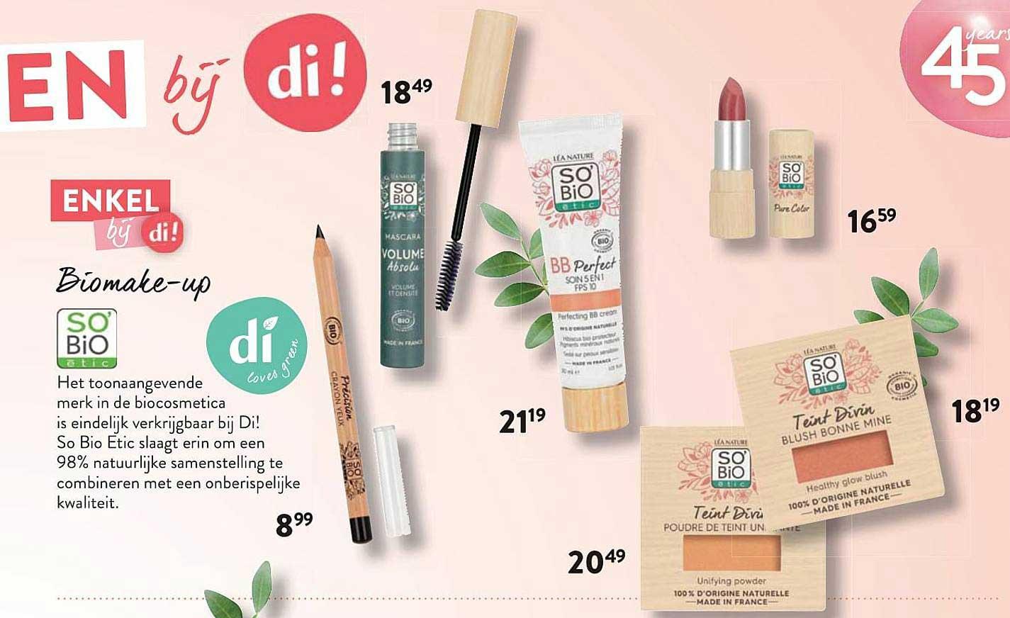 Di Bio Make-up