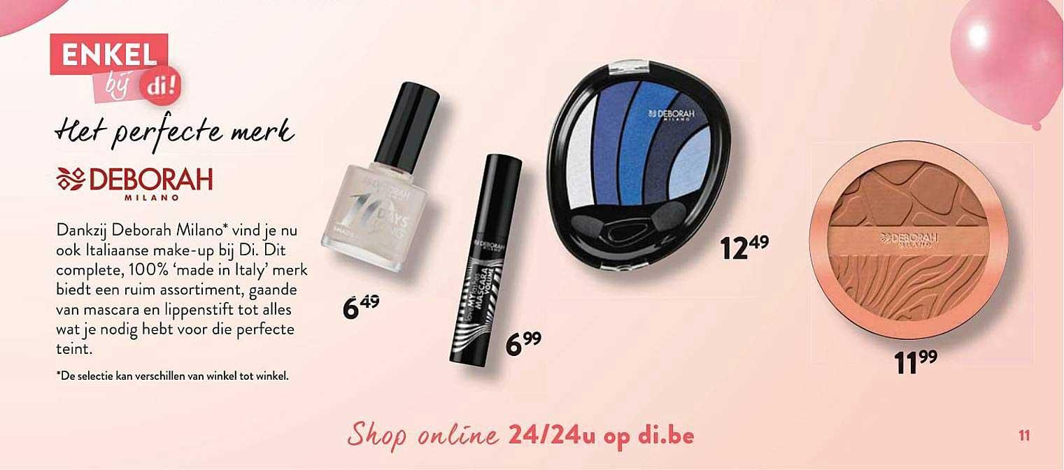 Di Italiaanse Make-up Bij Di
