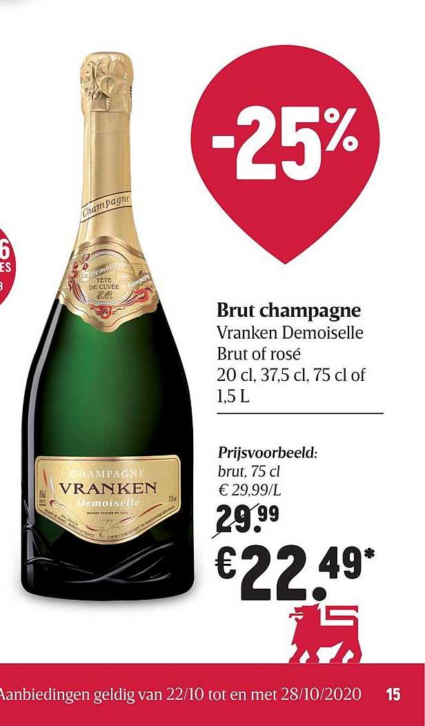 Proxy Delhaize Brut Champagne