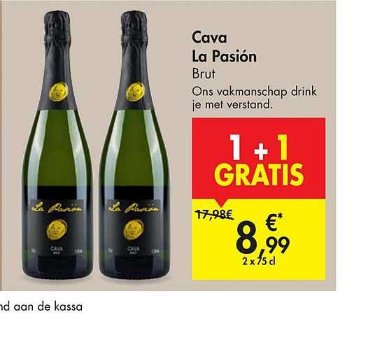 Carrefour Cava La Pasion