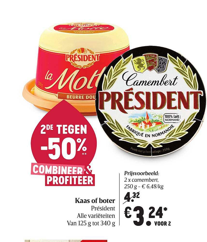Proxy Delhaize Kaas Of Boter
