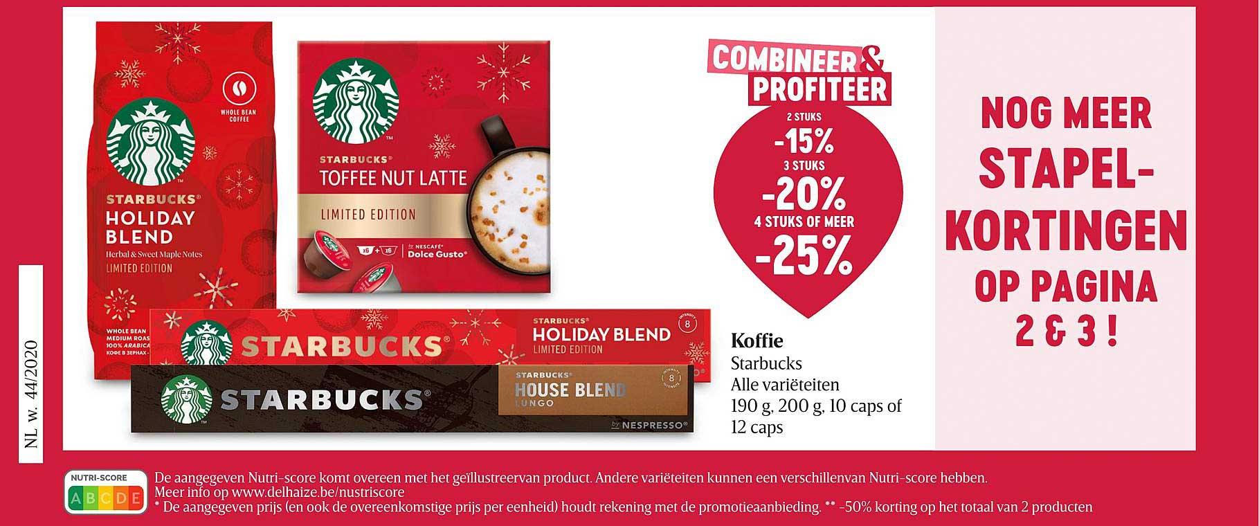 Proxy Delhaize Koffie