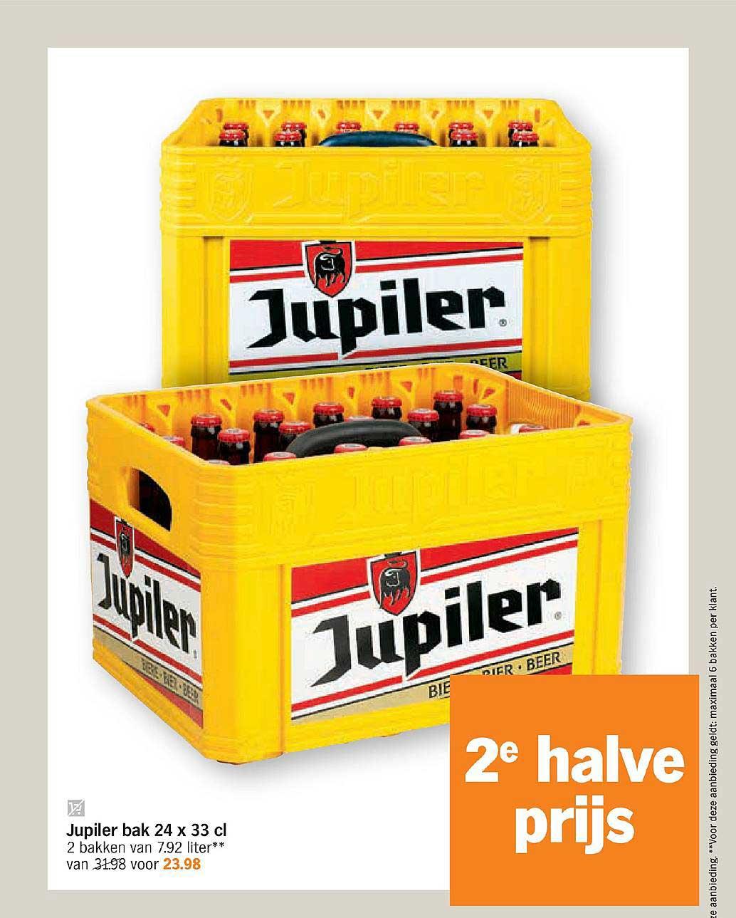 Albert Heijn Jupiler Bak 24x33 Cl