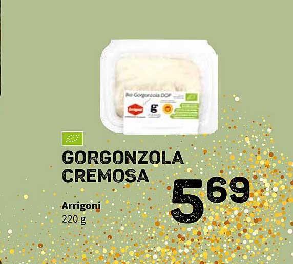 Ekoplaza Gorgonzola Cremosa