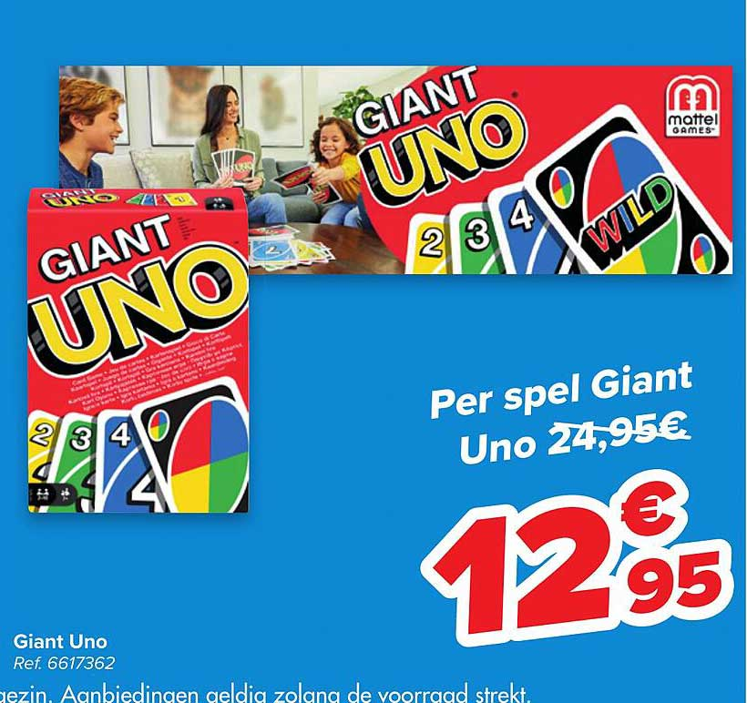 Carrefour Giant Uno