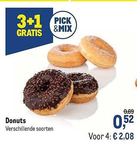 Makro Donuts