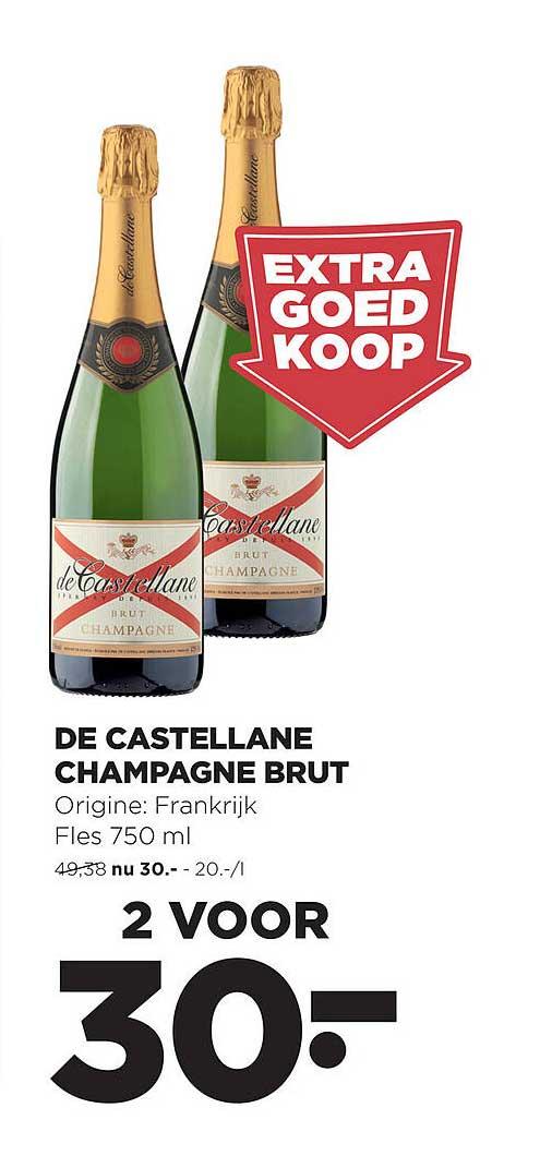 Jumbo De Castellane Champagne Brut