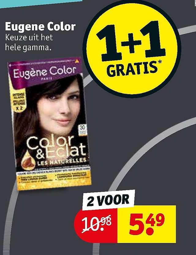 Kruidvat Eugene Color