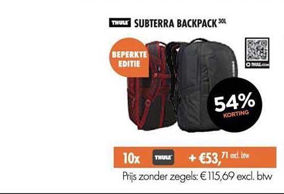 METRO Thule Subterra Backpack
