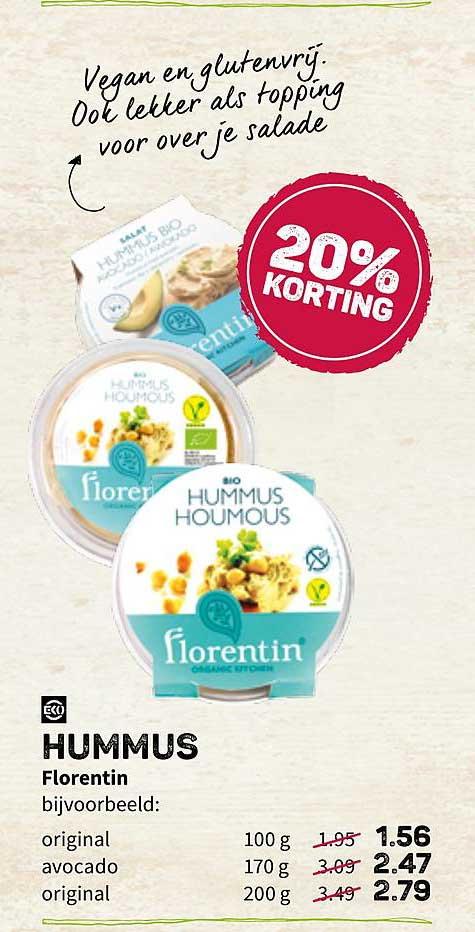 Ekoplaza Hummus Florentin