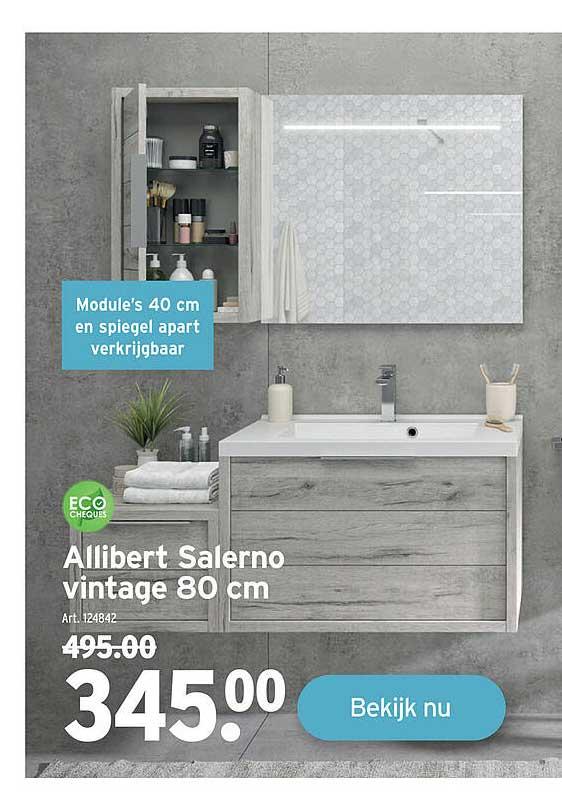 GAMMA Allibert Salerno Vintage 80 Cm