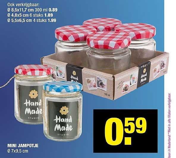 Big Bazar Mini Jampotje