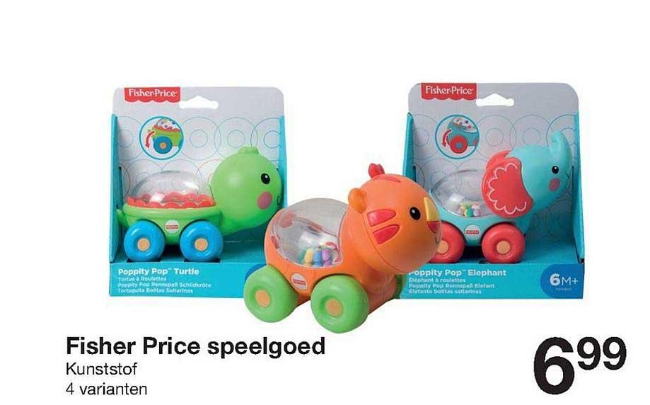 Zeeman Fisher Price Speelgoed
