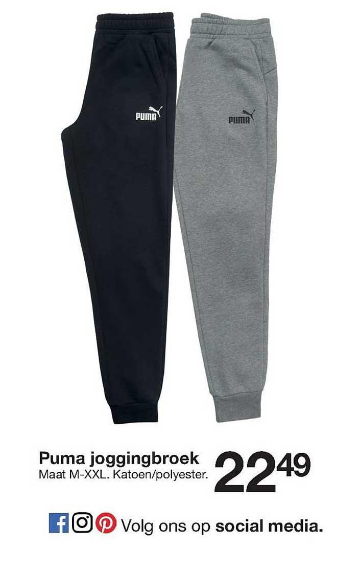 Zeeman Puma Joggingbroek