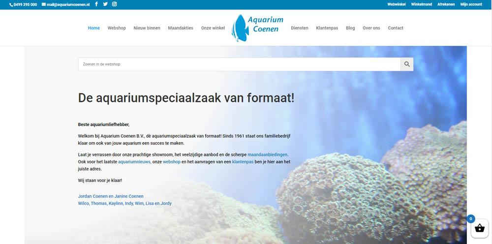 Aquarium Coenen