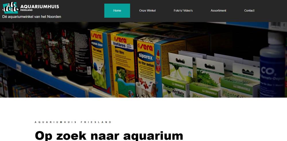 Aquariumhuis Friesland