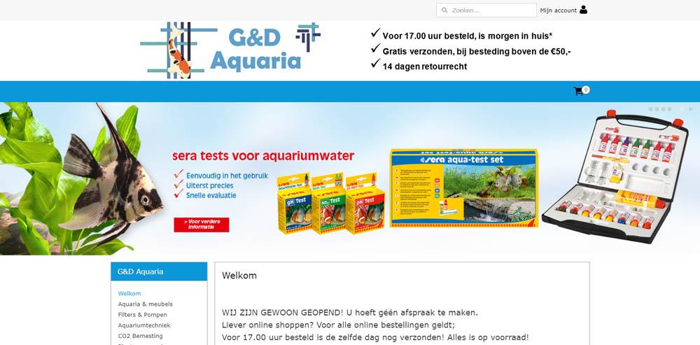 G&D Koi en Aquaria