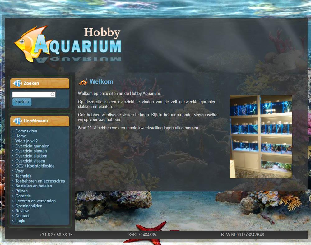 Het Hobby Aquarium Team