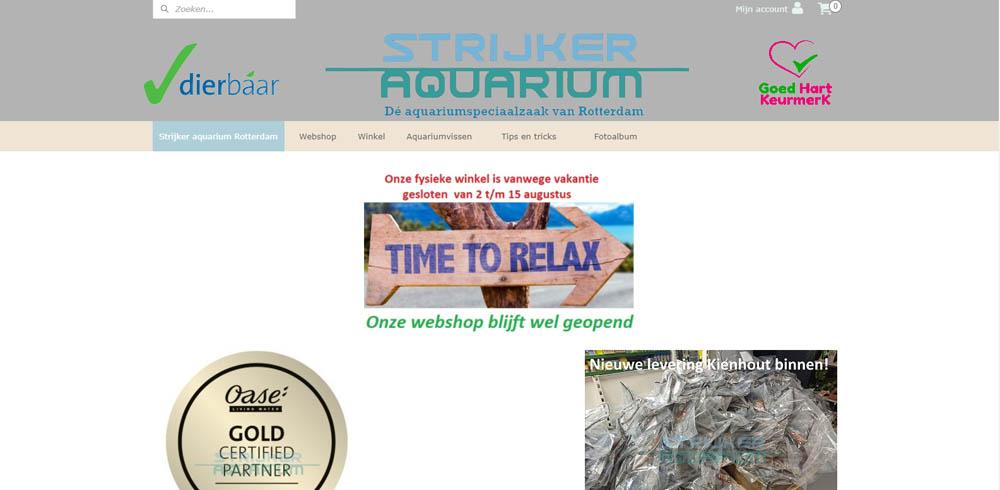 Strijker Aquarium