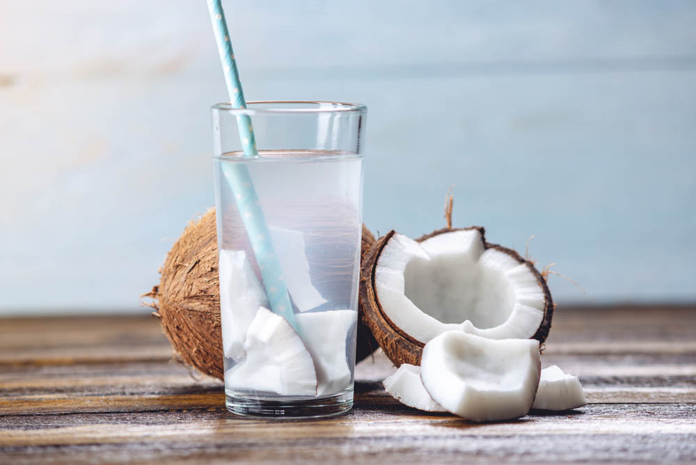 Kokoswater