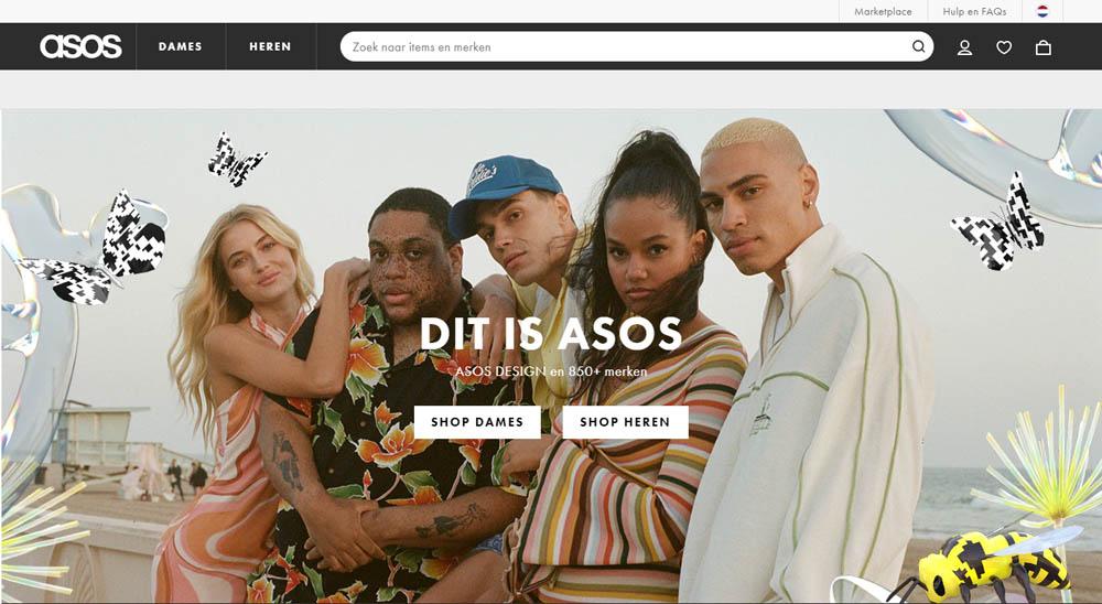 Online Kledingwinkels van Nederland