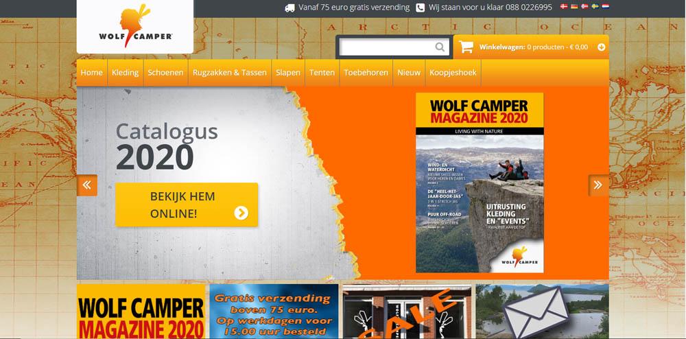 Wolf Camper Benelux