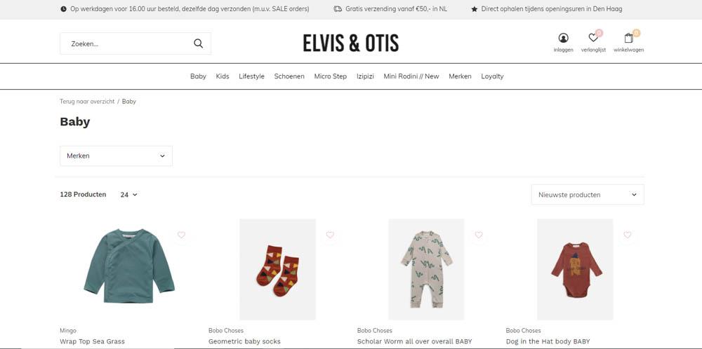 Elvis & Otis