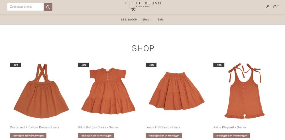 Petit Blush