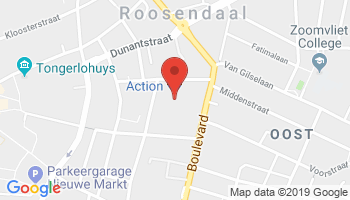 Action Roosendaal Boulevard 118f Folders Openingstijden
