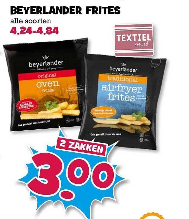 Boon's Markt Beyerlander Frites