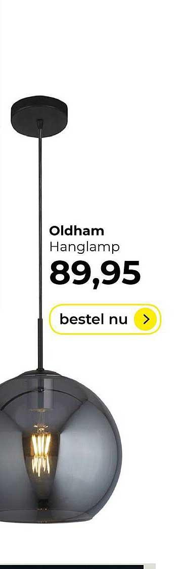 Lampidee Oldham Hanglamp