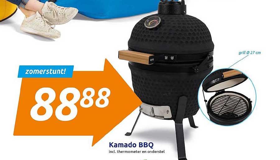 Deze grill egg barbecue scoor je bij Aldi voor een