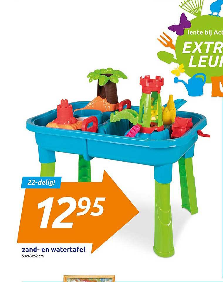 Action Zand En Watertafel