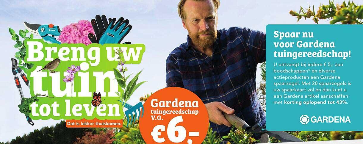 DEEN Gardena Tuingereedschap