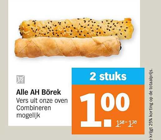 Albert Heijn Alle AH Börek