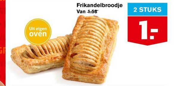 Hoogvliet Frikandelbroodje