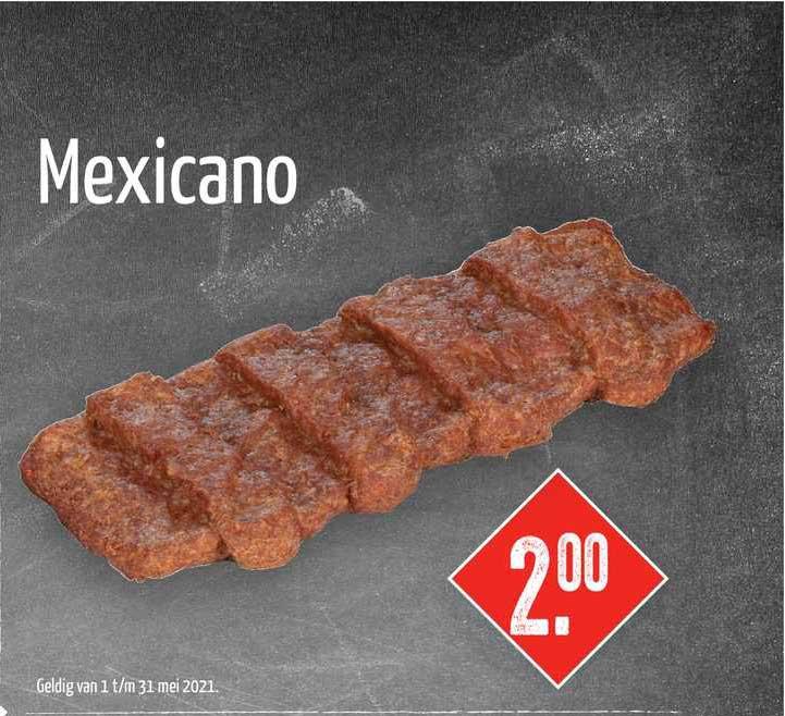 Big Snack Mexicano