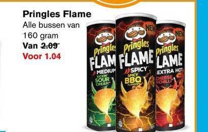 Hoogvliet Pringles Flame