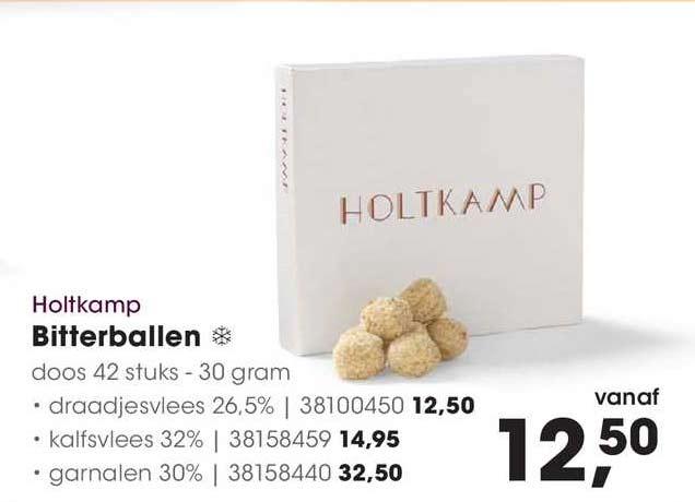 HANOS Holtkamp Bitterballen