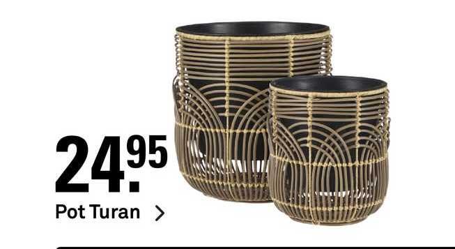 Karwei Pot Turan