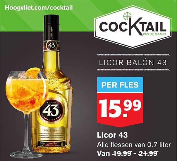 Hoogvliet Licor 43