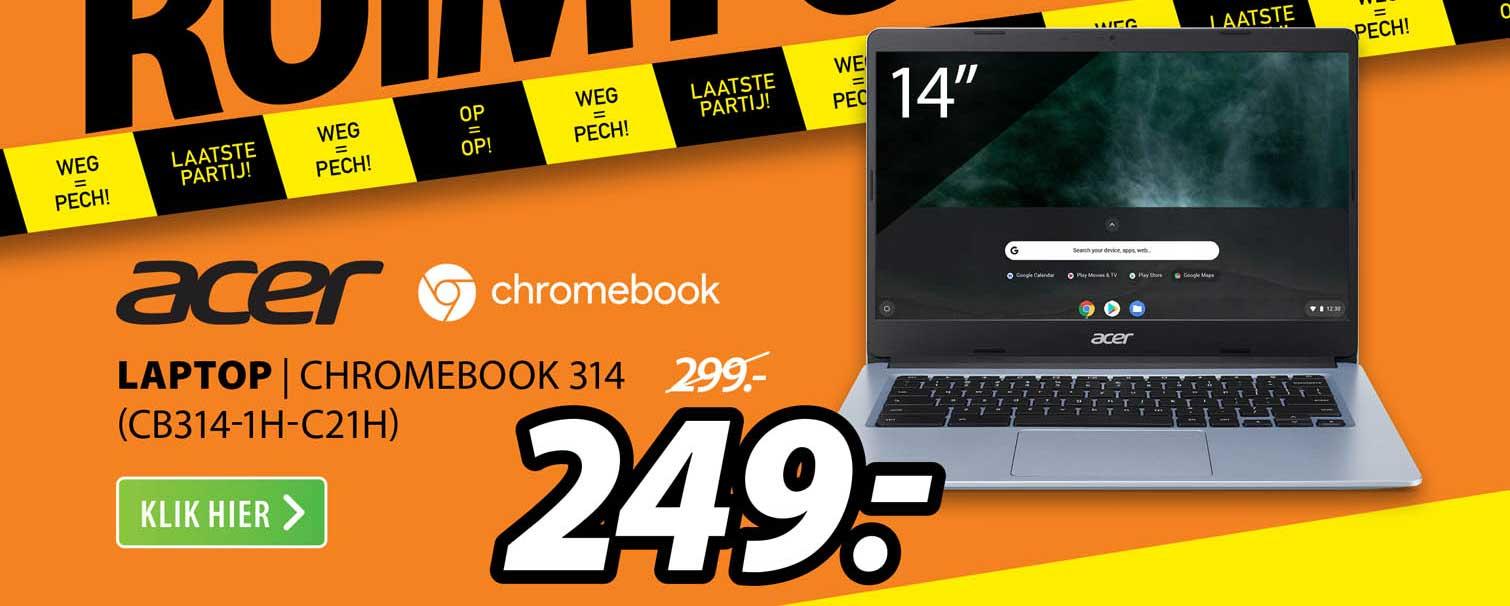 Expert Acer Laptop | Chromebook 314 (CB314-1H-C21H)