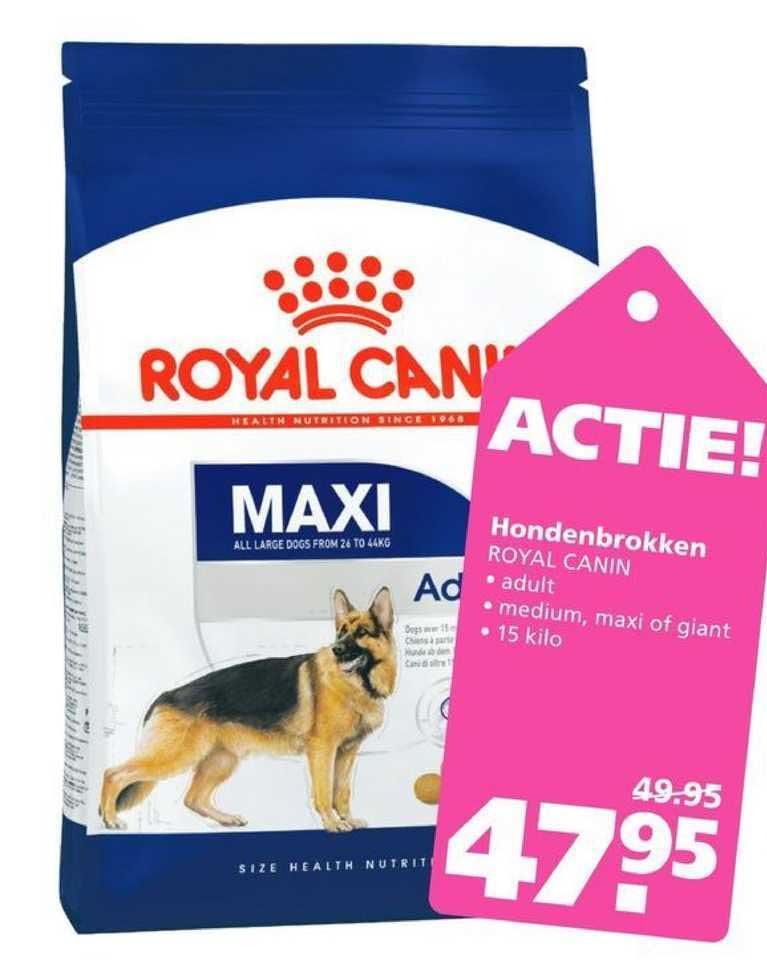Ranzijn Tuin & Dier Hondenbrokken Royal Canin