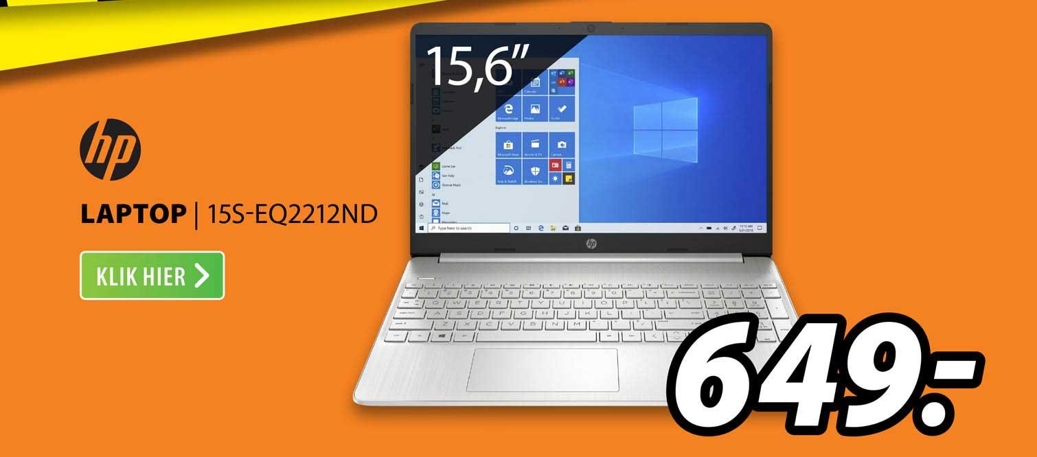 Expert HP Laptop | 15S-EQ2212ND
