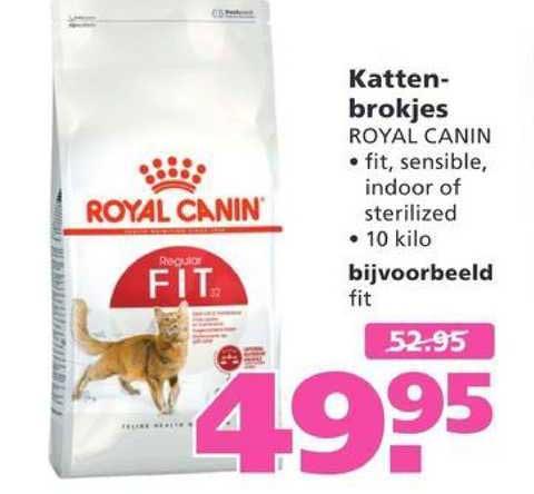 Ranzijn Tuin & Dier Kattenbrokjes Royal Canin