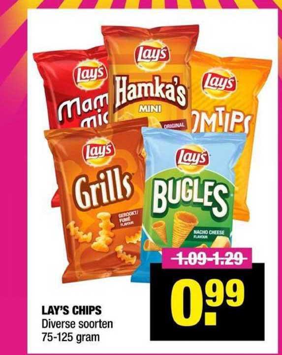 Big Bazar Lay's Chips