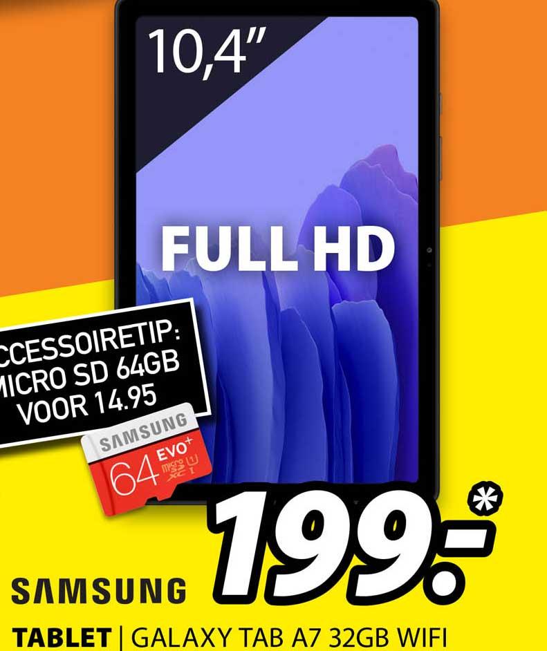 Expert Samsung Tablet | Galaxy Tab A7 32GB Wifi